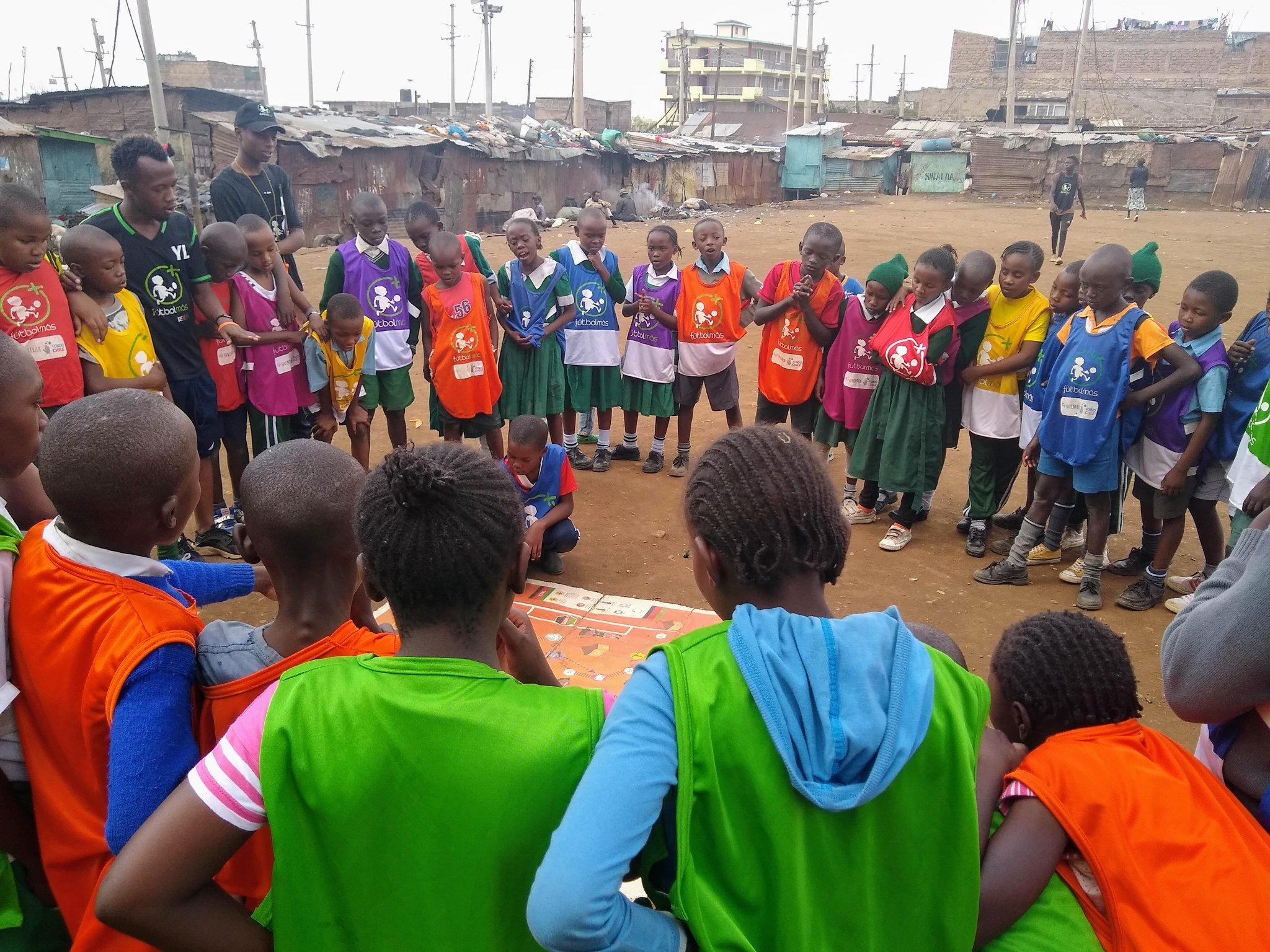 Plastiki Rafiki Partnering with Futbol Mas